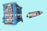 PLC de contrôle de l'écran tactile 8 Couleur Flexo Machine d'impression Prix
