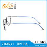 Blocco per grafici di titanio di vetro ottici di Eyewear del monocolo dell'ultimo Pieno-Blocco per grafici di disegno (9302)