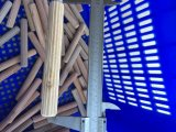 페루에 있는 나무로 되는 장부촉 (박달나무, 유칼리나무, 너도밤나무) /Wood 장부촉 크기 8.5X45mm 16.5X50mm 판매