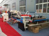 Cadre à grande vitesse de carton collant la fabrication de machine