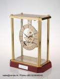 Reloj tablero de lujo K3032 del oro de la alta calidad