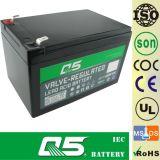 12V12AH, pode personalizar 8AH, 9AH, 10AH, 10.5AH; Bateria da potência do armazenamento; UPS; CPS; EPS; ECO; Bateria do AGM do Profundo-Ciclo; Bateria de VRLA; Bateria acidificada ao chumbo selada