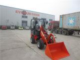 農場Mit Ce/Euro 3のためのEverun Er06 Hydrostatischの農場Hoflader Und小型Radlader