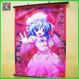 Promotion Gifts (TJ-009)のための工場Price Custom Wall Scrolls Hanging Banner