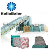 Automatische het In balen verpakken Machine van Hellobaler (10-14t/h)