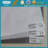 Tessuto scrivente tra riga e riga solubile in acqua 100% del poliestere per l'indumento