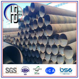 Tubulação de aço de aço de carbono (ASTM A-139) SSAW para vendas por atacado