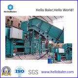 Máquina de embalaje horizontal del papel usado de la capacidad grande
