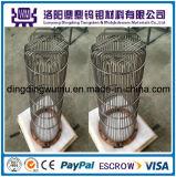 L'elemento riscaldante, il riscaldatore del Birdcage del tungsteno per il vuoto o la fornace a temperatura elevata protettiva gas con la migliore quantità di prezzi hanno fornito