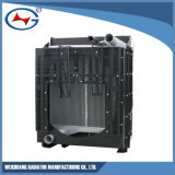 6160SD518: Radiatore di alluminio per il gruppo elettrogeno diesel