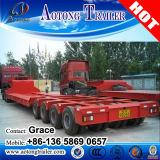 Multi Wellen-hydraulischer niedriger Bett-Schlussteil für tragenden Kran/Exkavator/Traktor