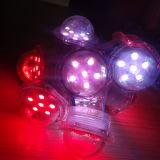 tira direccionable del RGB LED del color ideal de 5V 5050 SMD