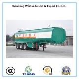 Qualität 3 Fuwa Wellen-Kraftstoff-Tanker-halb Schlussteil