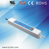 100W DC24V LED dünne IP67 LED Stromversorgung des Fahrer-ultra mit hohem PF EMC
