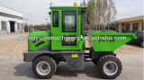 4X4 شاحنة قلابة صغيرة ذات عجلات 2000kg محرك (FCY-20)