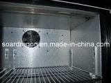 コンビニエンスストア3の引き戸黒いビール冷却装置(WGL-298SF)