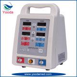 Sistema automático médico dobro do torniquete da tela de toque da canaleta para a clínica