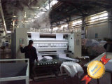 Dampf-Gewebe, das Röhrenverdichtungsgerät-Maschine beendet