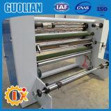 Máquina adesiva de selagem impressa super da talhadeira do rolo Gl-215