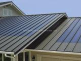 BIPVの薄膜の適用範囲が広い太陽電池パネル72With144W