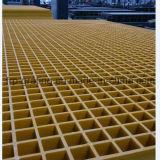 Grating FRP met hoge weerstand en Duurzame voor het Industriële Platform