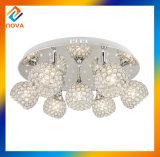 食堂のための装飾的なシャンデリアの水晶ペンダント灯