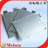 pilha Prismatic do malote de 3.2V LiFePO4 A123 20ah, bateria recarregável do fosfato do ferro do lítio para EV