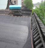 編まれたグロメットの安全策、HDPEの平らなフィラメントの陰の網