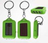4027-Flashing Solar LED Keyring for Promotion (4027)