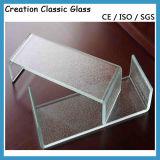 Vidro Tempered Dobrado 12mm para Mobília com Certificado de ISO/Ce/SGS