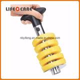 Slicer do abacaxi do aço inoxidável e do plástico