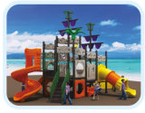 Campo de jogos ao ar livre Playsets HD-Tsg014 das crianças da alta qualidade