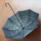 Горячий продавая зонтик гольфа открытого штока выдвиженческого дождя автоматический
