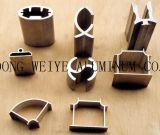 Verdrängte Aluminiumprofile für Tür/Aluminiumprofil für Fenster