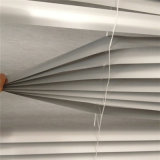 ホーム装飾のシンプルな設計のアルミニウムスラットシャッターブラインド