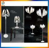 Modern Simple Style Hotel moderna lâmpada de mesa de metal