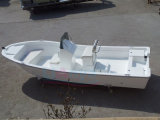 Constructeurs de canot d'embarcation de plaisance de fibre de verre du bateau de pêche de la CE 19FT
