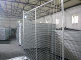 Cerca provisória galvanizada removível padrão