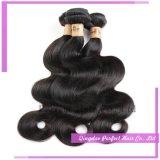 Product van het Haar van Remy Natuurlijk 100% het Maagdelijke Peruviaanse Weven van het Menselijke Haar