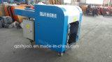 Reciclando el equipo para reciclar el material suave inútil