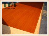 4*8 9/12/15/18m m rojos/amarillo/Brown/MDF blanco/azul de la melamina del color E0/E1 para los muebles/la decoración