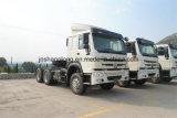 アラブ首長国連邦のためのHOWO 6X4のトラクターのトラック
