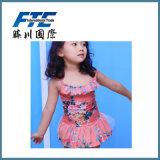 다채로운 주소 귀여운 아이 수영복 모형