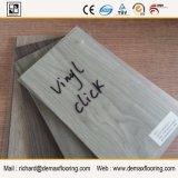 Plancher en plastique de vinyle de PVC de prix bas