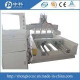 Ranurador de trabajo de madera modelo soportable del CNC del precio barato