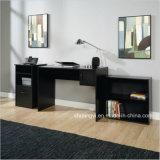 Mobília ajustada do computador do escritório da mesa 3-Piece do estudante do escritório Home