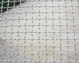Сплетенная нержавеющая сталь гофрированной фильтрующ ячеистую сеть