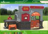 Kaiqi ягнится любимейшие пластичные игрушки