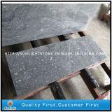 Prefabricada pulido gris de ceniza granitos para Pavimentos / pavimentación Azulejos