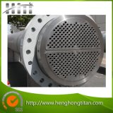 Tubo Sheet y Baffle para Heat Exchanger